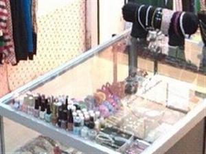 小饰品展示玻璃柜出售
