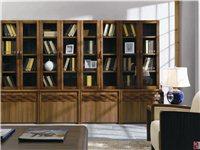恒信家私雅风系列的3个书柜,1个衣柜,1个鞋柜