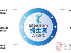 聚智堂名師教育加盟
