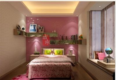 儿童房卧室
