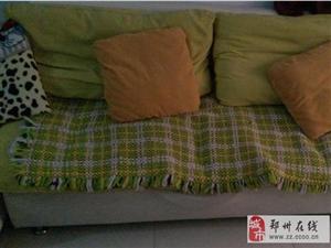 郑州紧急低价出售沙发一个!