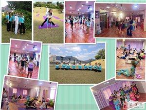 寒假瑜伽、肚皮舞系统教练班招生中、、、