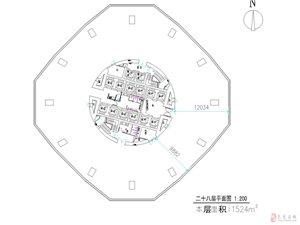 南京新地标新百楼上南京中心各种面积可分割