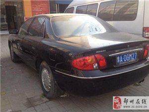 郑州君威2.5自动私家车