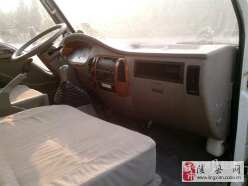 卖板正的福田时代3.8米板车 - 2.1万