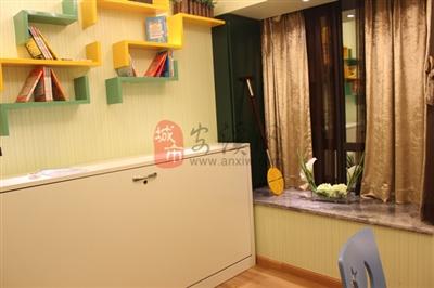 儿童书房实景图
