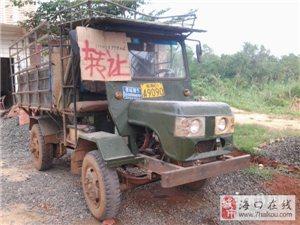 转让金鹿后轮驱动拖拉机一台