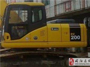 【有图】小松pc200 卡特320D 原装现货 车到付款