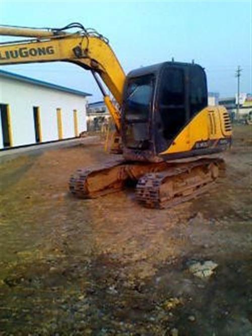 挖掘機柳工挖掘機2010年上牌