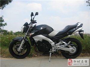 出售铃木GSR400摩托车