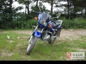 豪爵铃木EN125摩托车转让
