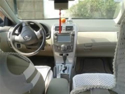 丰田卡罗拉2008款1.8GL-i天窗特别版