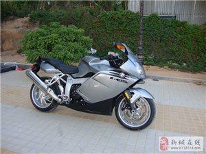 出售宝马K1200S摩托车