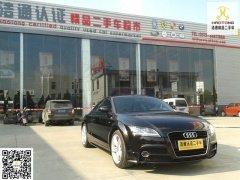 奥迪TT coupe 黑色旋风版 2013年上牌  [浩通认