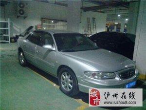 上海別克,低價出售,只賣三萬三千八