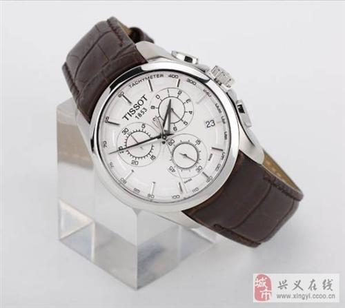 外观很漂亮,指针运行很平稳 大三针男式手表