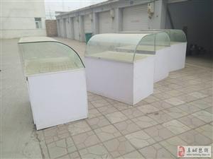 快餐,饭店,熟食店用的玻璃展台