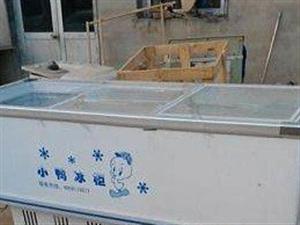 九成新小鸭商用冷冻展示柜-1500元