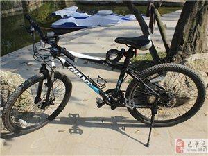 诚心出售捷安特自行车一辆
