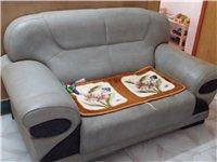 因结婚换沙发出售自家沙发一套
