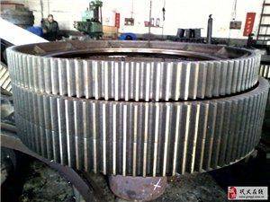 定制加工各種球磨機大齒圈(大齒輪)