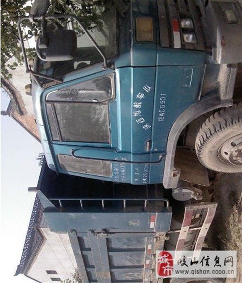陕汽华山自卸车-3.5万