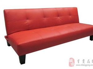 时尚现代可折叠单人沙发床