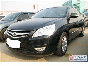 北京现代悦动 08年的车