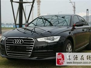 18321275388出售奥迪A6L仅三万元