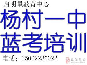 2014楊村一中藍印考試輔導班