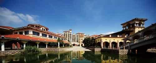 南京威尼斯水城
