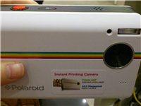 9.9成新Polaroid型号Z2300白色拍立得