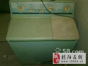 威力半自动洗衣机