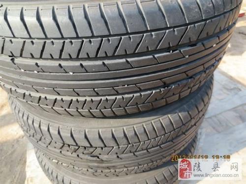 轿车二手轮胎13210989581