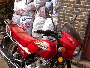 低价转让豪爵摩托车,9.5新