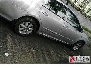 豐田卡羅拉2008款1.6 MTGL 紀念版