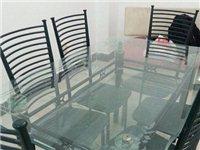 餐桌餐椅便宜卖了