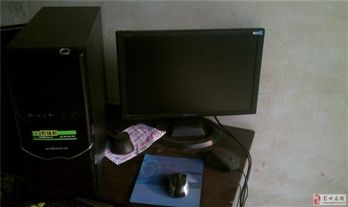 很新双核独显高端游戏电脑