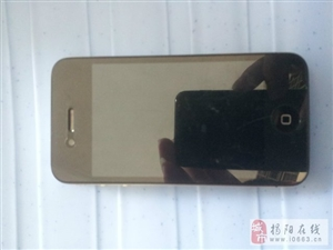 黑色苹果iPhone4 16GB港版无拆无修