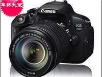 Canon/佳能单反数码相机EOS60D/18-