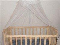 出售95成新婴儿床