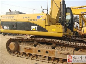 中日韩挖掘机总经销销售卡特336D挖掘机
