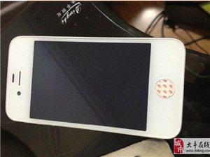 白色 苹果iPhone4s 16GB