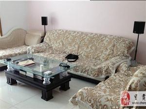 出售自用沙发(贵妃+4+2+茶几)组合一套