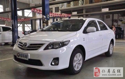 丰田 2012款 1.6L GL 炫装版 AT 白色
