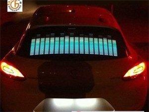 汽车音乐节奏灯声控灯爆闪灯音乐灯冷光灯装饰灯彩灯
