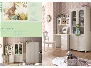 销售金富雅青少年家具,松木系列、象牙白系列