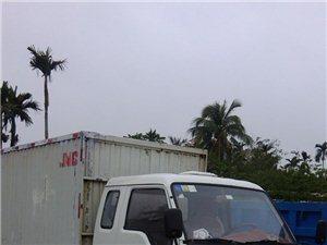 时代轻卡厢式货车低价装让