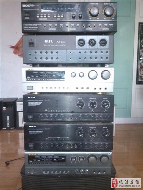 刚拆了个KTV全套设备都?#34892;?#35201;的看看