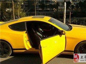 现代劳恩斯  [酷派 2009款 2.0T 豪华自动版 黄色
